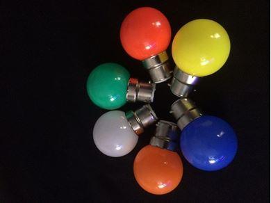 LED Mini Decorative Bulbs