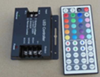 Advanced Controller LED Strip Lighting RGB 220V