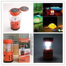 Picture for category Solar  Camping Light