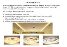 Picture for category COB LED lighting